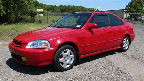 1998 honda civic ex ek coupe welcome to the family