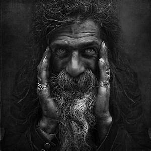 Powerful Black and White Portraits - My Modern Met