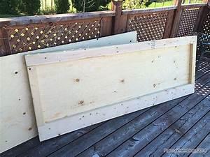 Fabriquer Porte Abri De Jardin : construire porte abri de jardin instructions de construction ~ Nature-et-papiers.com Idées de Décoration