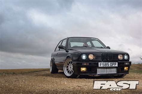 Tuned Twin Turbo Bmw E30