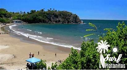 Beaches Nayarit Riviera Mexico Surfing Platanitos Vacation