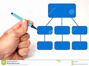 Blank Diagram Stock Illustration  Illustration Of Complex
