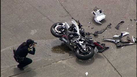 1 Dead After Accident Involving Motorcycle In Sw Houston