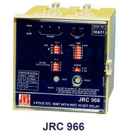 Exporter Relays From Bengaluru Jvs Electronics Pvt Ltd