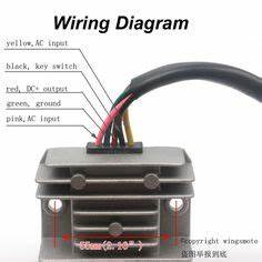 30  Best Chinese Wiring Diagram Images In 2020