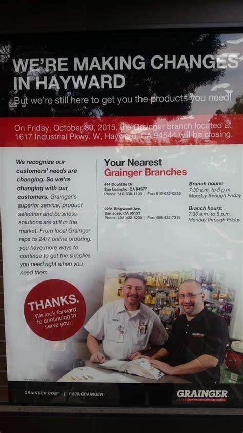 grainger phone number grainger industrial supply closed building supplies