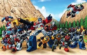 Scaling G1 Transformers - TFW2005.com