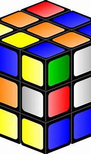 Rubiks Cube Clip Art at Clker.com - vector clip art online ...