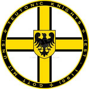 Coat of Arms Teutonic Knights