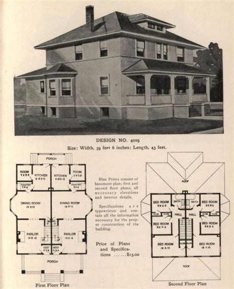 american foursquare floor plans 1900 a brief history of milwaukee avenue part 1 an indian