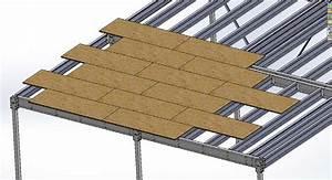 Dalle De Plancher Aggloméré : plancher mezzanine planchers bois ou m tal pour plateformes ~ Dailycaller-alerts.com Idées de Décoration