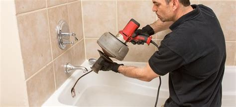 Snakes For Plumbing by How To Use A Plumbing Snake Doityourself