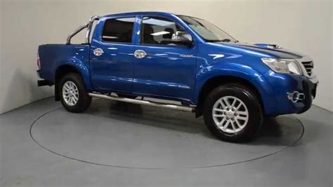 Used 2014 Toyota Hilux  Used Cars For Sale Ni