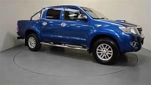 Used 2014 Toyota Hilux Used Cars for Sale NI Shelbourne Motors NI FXZ5075 YouTube