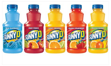 Up To 44% Off on Sunny Delight Beverage, 16 oz ...