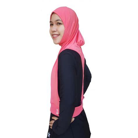 infojelita  gaya fesyen wanita bersukan muslimah
