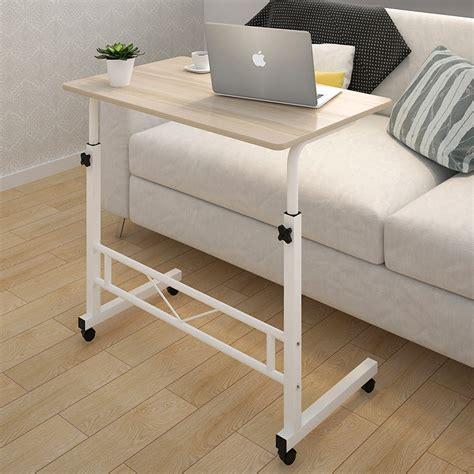 Adjustable Sofa Bed Side Table Laptop Computer Desk
