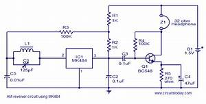 Low Cost Simple Am Receiver Circuit Designed Based On Ic