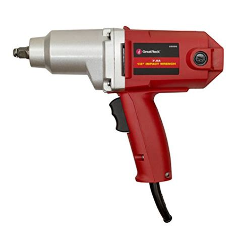 Greatneck 25599 12 Inch Corded Impact Driver Impact