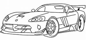 Crammed Racing Car Coloring Pages Race 25752