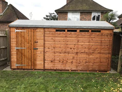 secure garden sheds photos of our customers sheds installed in their gardens