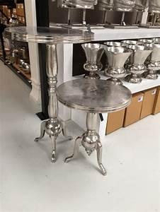 Tisch Metall Rund Tisch Gartentisch Rund Robust Aus