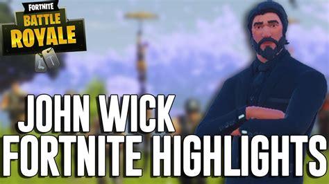 Fortnite Battle Royale Highlights