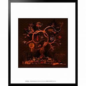 Art De Vie : tableau d 39 art contemporain arbre de vie de ds kamala ~ Zukunftsfamilie.com Idées de Décoration