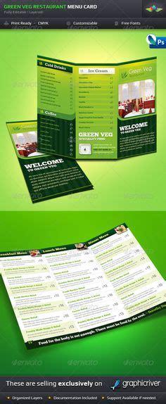 tri fold menu images menu menu design menu