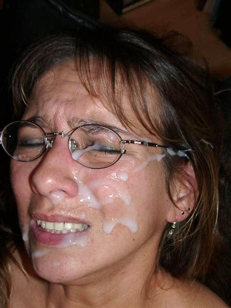 100  In Gallery Homemade Mature Facials Picture 4