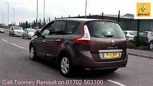 2011 Renault Grand Scenic Dynamique Tom Tom 1 5l Mocha