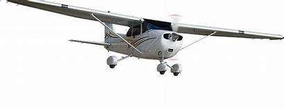 Cessna Plane Aircraft Skyhawk 172 C172 Transparent