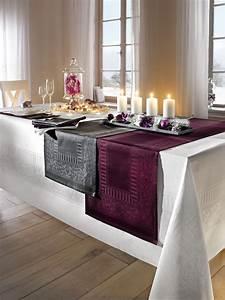 Deco Baroque Moderne : id e de d coration de no l chic et moderne pour votre table ~ Teatrodelosmanantiales.com Idées de Décoration