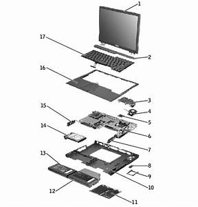 System Components  Dell Latitude C640 Service Manual