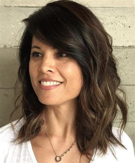 Medium Hairstyle For by 60 And Flattering Medium Hairstyles For Of All Ages