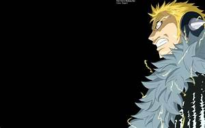 comics fairy tail simple background laxus draer 1920x1200 ...