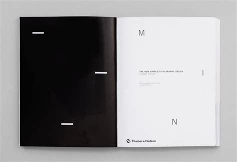 New Book Dispels The Cliches Of Minimalist Graphic Design
