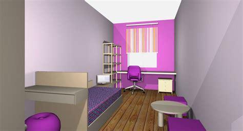arrange furniture   girls long  narrow bedroom