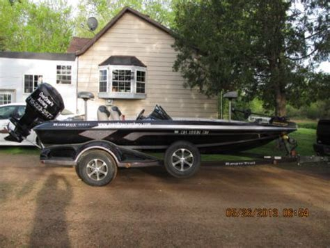 Used Ranger Bass Boats For Sale In Wisconsin by Boats For Sale In Wausau Wisconsin Used Boats For Sale