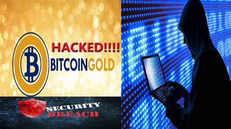 What happened to bitcoin gold? Bitcoin Gold Hacked?? Now what will happen! +New plan - YouTube