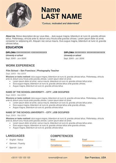 teacher resume sample   cv word format