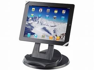 Ständer Für Tablet : callstel 2in1 tisch st nder f r tablet pcs mit abnehmbarer halterung ~ Markanthonyermac.com Haus und Dekorationen
