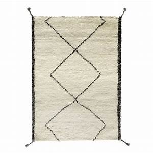tapis berbere idees de decoration interieure french decor With tapis berbere soldes