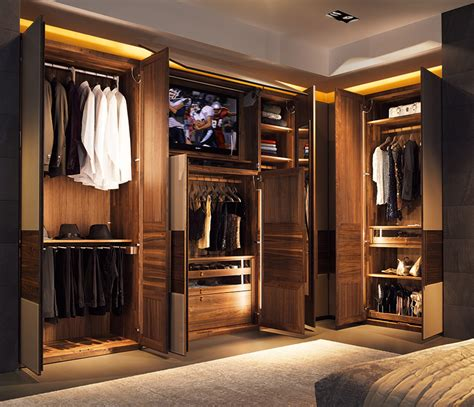 Bespoke Wardrobes by Luxury Made To Order Wardrobes Relief Team7 Wharfside