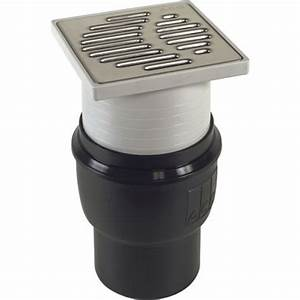 Bonde Verticale Pour Receveur Extra Plat : bonde de douche l 39 italienne 150 x 150 mm ajustable ~ Dailycaller-alerts.com Idées de Décoration