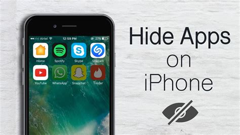hide pictures iphone how to hide apps on iphone or no jailbreak