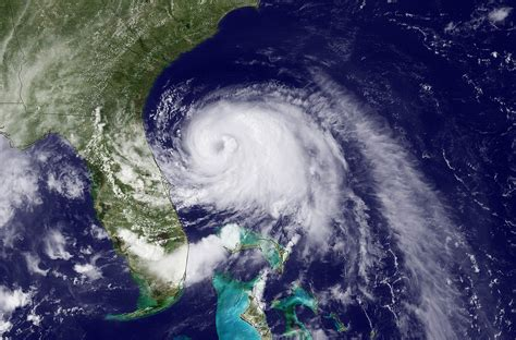 Weakening El Niño, 'cold Blob' Could Affect Hurricane