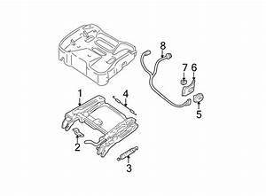 Oldsmobile Alero Power Seat Wiring Harness  W  Power Height