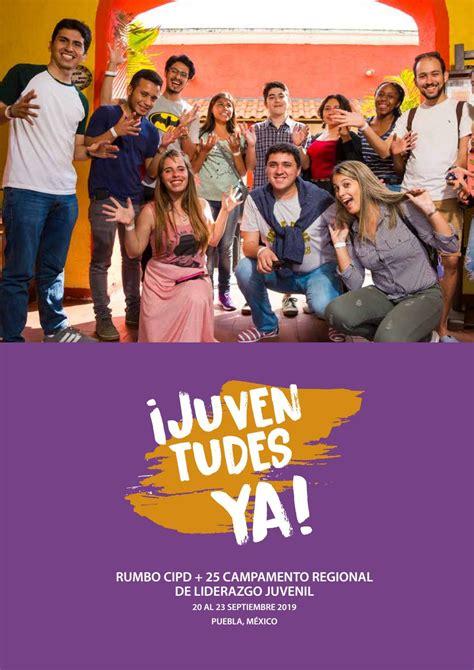 Juventudes YA 2019 by auxi Issuu