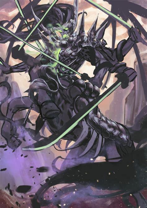 wallpaper fate grand order berserker artwork swords